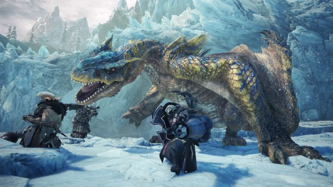 Monster Hunter: World - Iceborne post-launch plans detailed