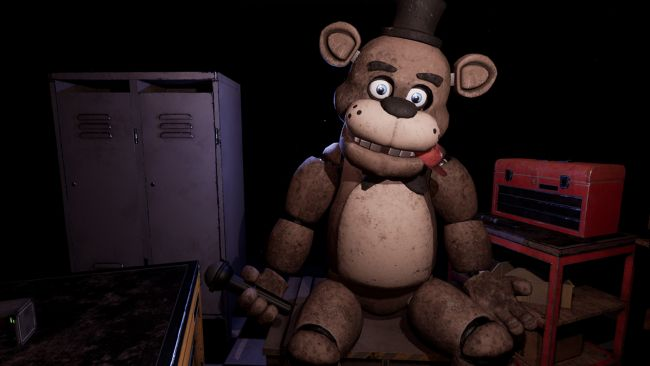 Five Nights at Freddy's: Help Wanted getting non-VR update