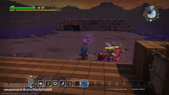 Dragon Quest Builders Life Seeds Terra Incognita