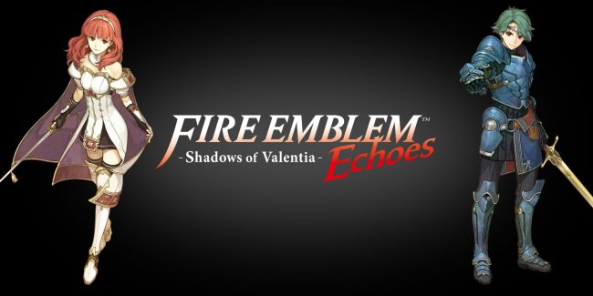 Fire Emblem Echoes: Shadows of Valentia arrives in May
