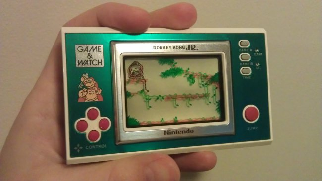 Gaming's Defining Moments - Game & Watch