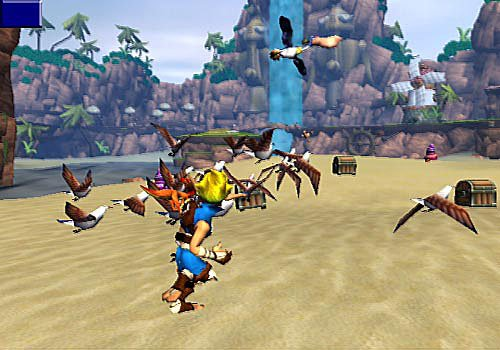 jak and daxter the precursor legacy ps4 vs ps2