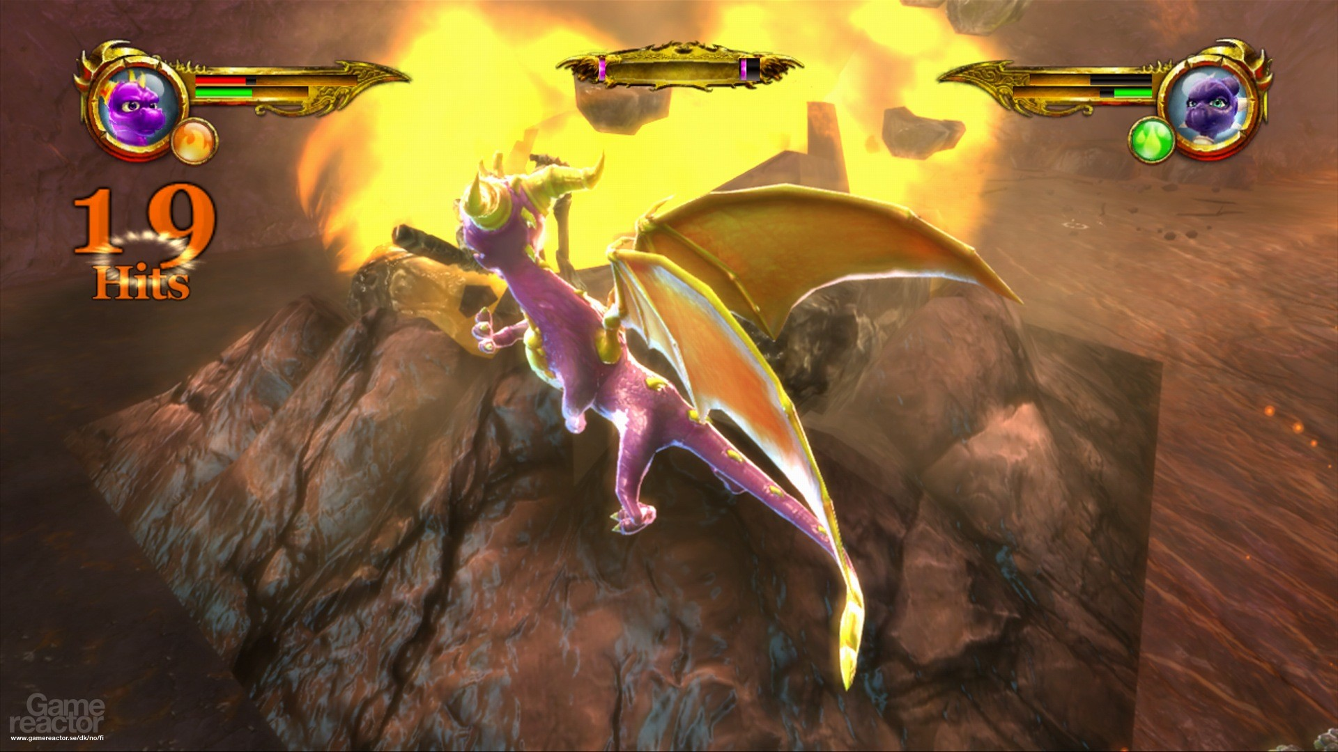 Pictures Of Spyro Dawn Of The Dragon 2 24