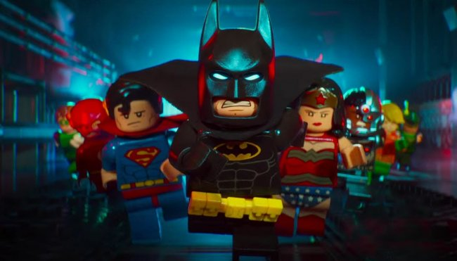 Watch the new trailer for The Lego Batman Movie