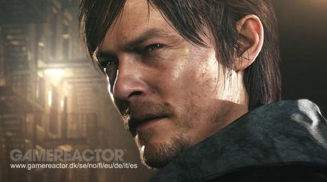 Yes, you do play as Norman Reedus in PT