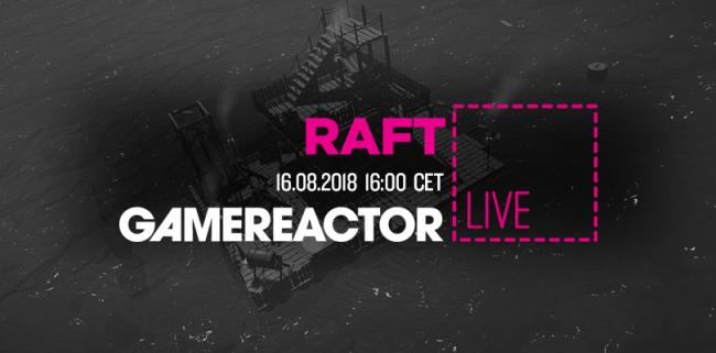 We're building Rafts on today's livestream