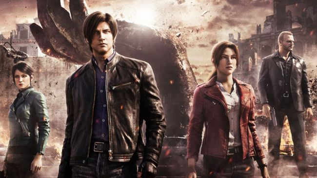 Resident Evil: Infinite Darkness is coming to Netflix on July 8