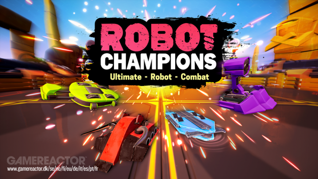 Robot Champions is already a Kickstarter success