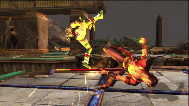 Soul Calibur II HD Online dated