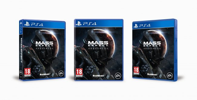 Take a look at the cover for Mass Effect: Andromeda