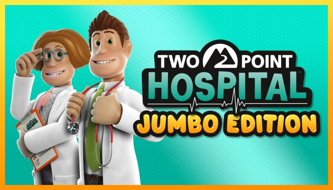 Two Point Hospital: JUMBO Edition launches on consoles on March 5, 2021