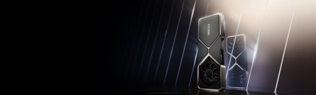 The NVIDIA GeForce RTX 3000 series is here