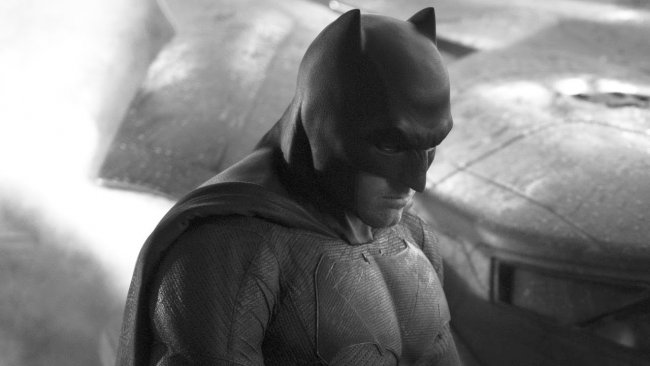 Ben Affleck received bill for stealing from Justice League set