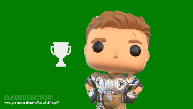 You can build your Gamerscore with Gears POP!