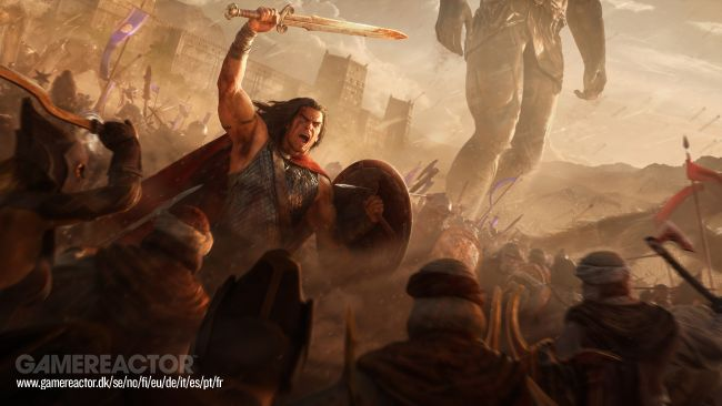 Conan Unconquered shows off challenge mode and co-op