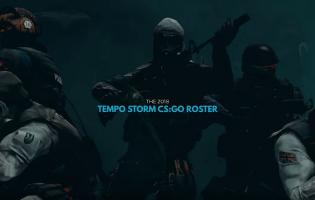 Tempo Storm unveil their new CS:GO roster