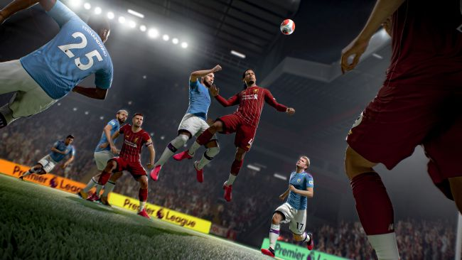 FIFA 21 on PS5 and Xbox Series X|S will cost £69.99