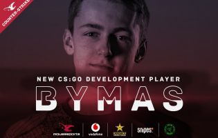 Mousesports enlists Bymas as a