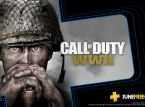 Play Call of Duty: WWII for free with PS Plus in June