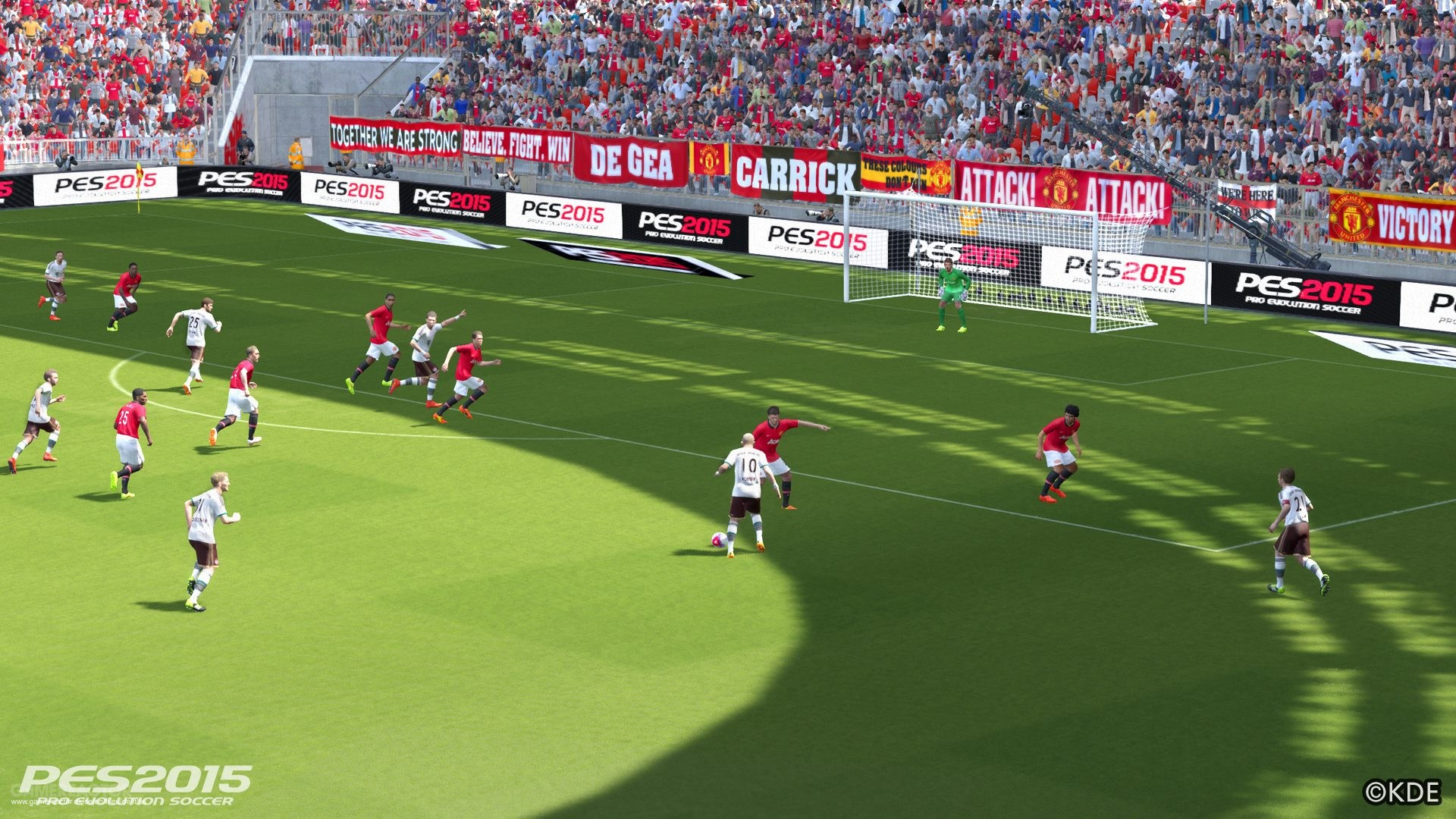 PS3 Games] – Pro Evolution Soccer 2015 (PES 2015) | LionDK