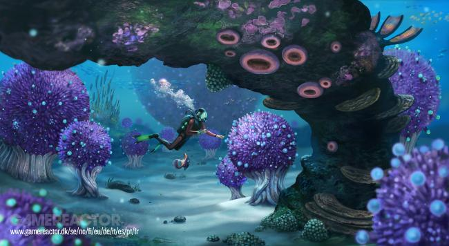 Unknown Worlds plans to update the original Subnautica
