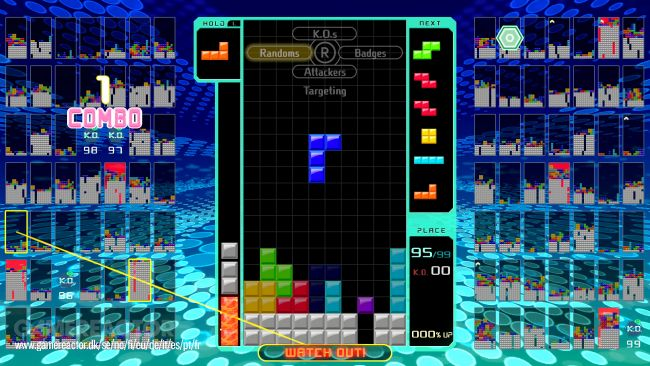 Tetris 99 is set to celebrate Mario's 35th anniversary this weekend