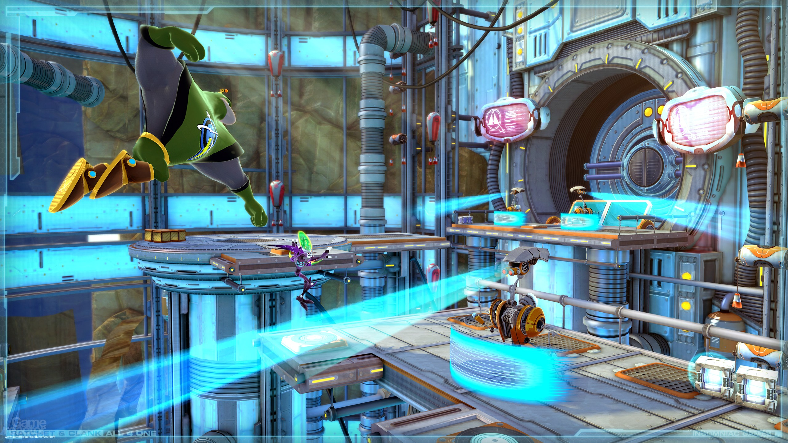 Pictures Of Ratchet Clank All 4 One 1 5