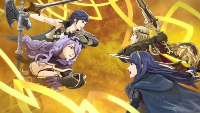 Fire Emblem Heroes coming to mobile in two weeks