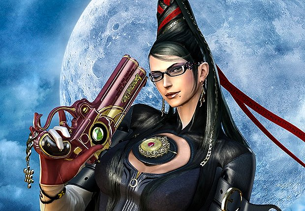 See Bayonetta played on PC