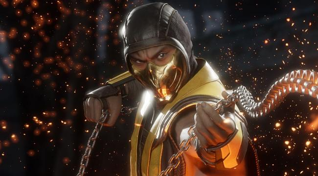 Here's our Mortal Kombat 11 gameplay