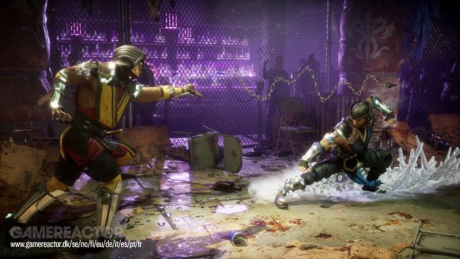 Mortal Kombat 11 - Hands-On Impressions
