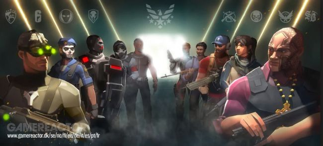 Elite Squad gets new trailer showing its crossover roster