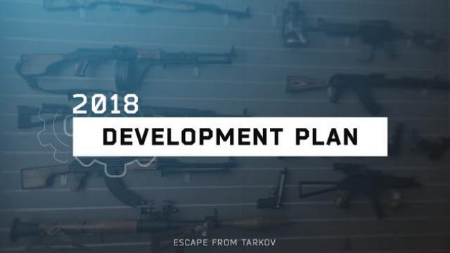 What's in store for Escape from Tarkov in 2018?