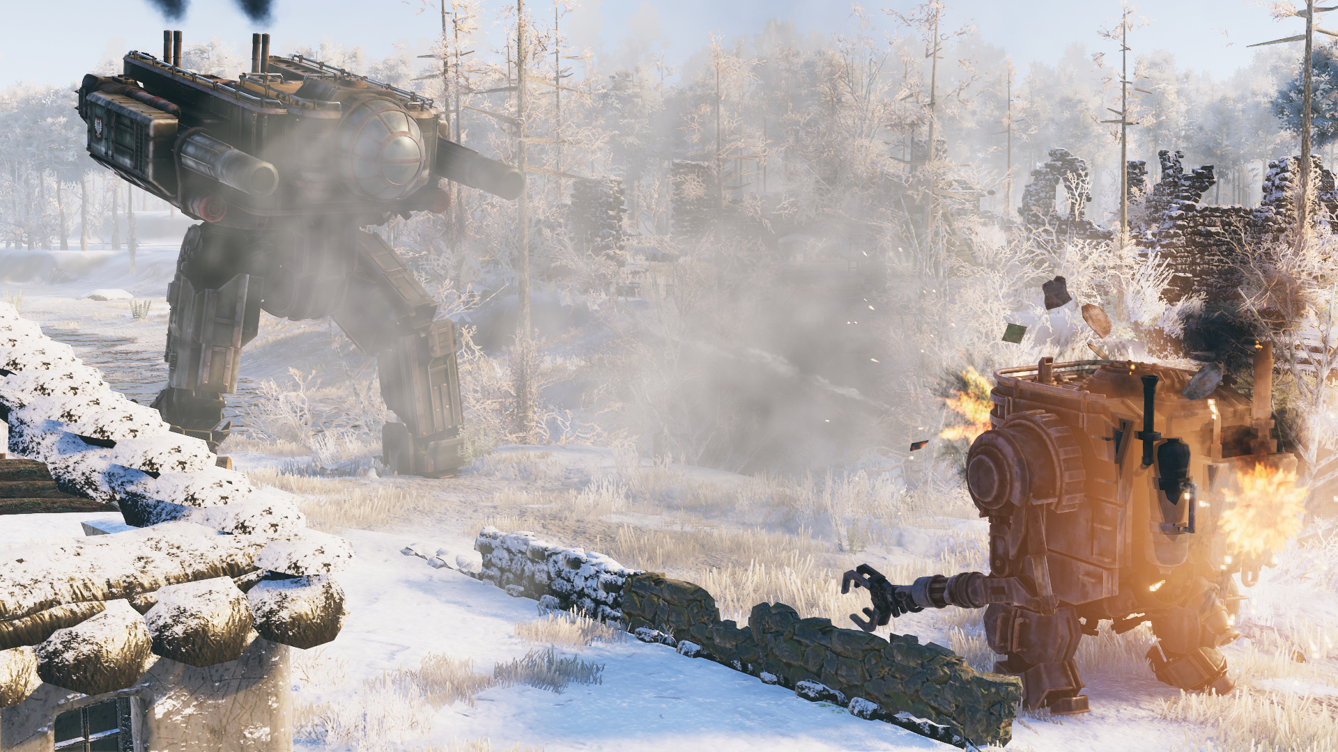 Iron Harvest - Hands-On Preview - Gamereactor