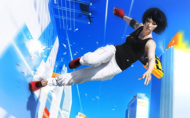 Online retailer lists Mirror's Edge 2