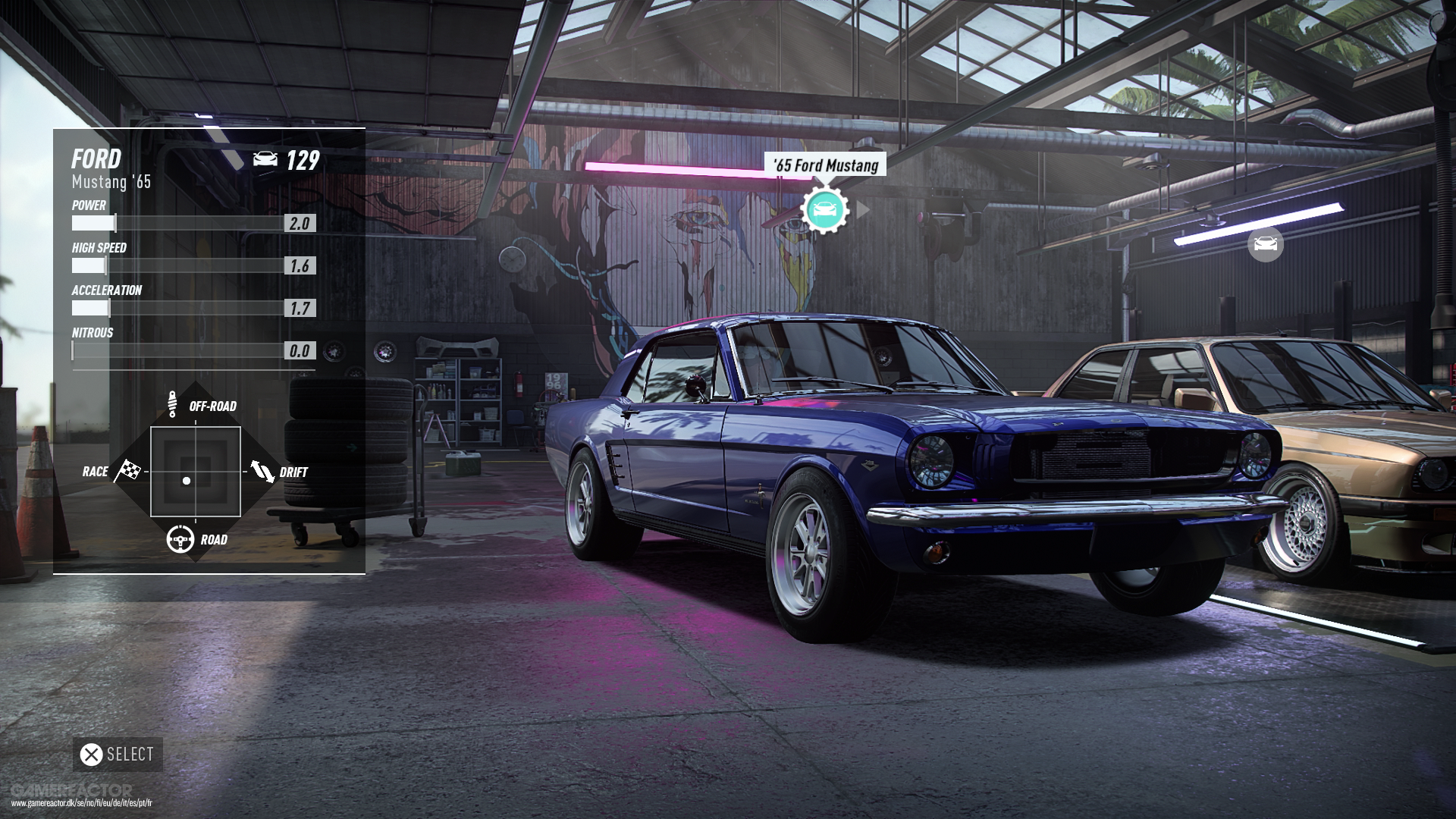 Ford Mustang Need For Speed Heat Ardusat Org
