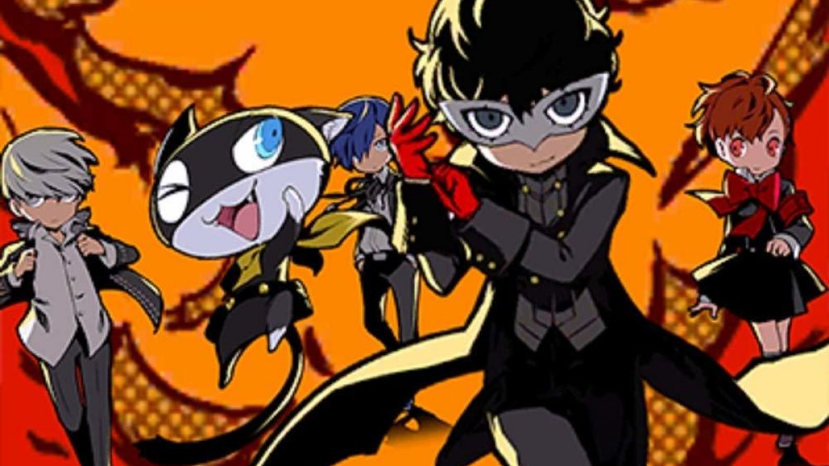 Persona Q2 Getting A Ton Of Dlc At Launch Persona Q2 New Cinema Labyrinth Gamereactor