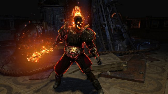 Path of Exile looks to be heading towards PS4