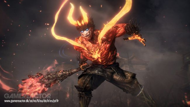 Learn about the story in Nioh 2 via a new trailer