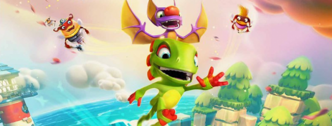 Yooka-Laylee and the Impossible Lair getting free demo