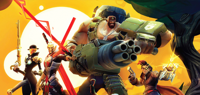 Gearbox is working on Battleborn's first patch