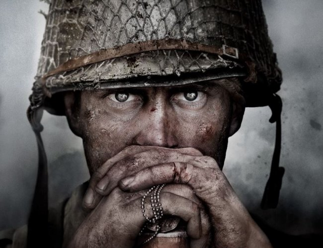 4K support for Call of Duty: WWII on Xbox One X