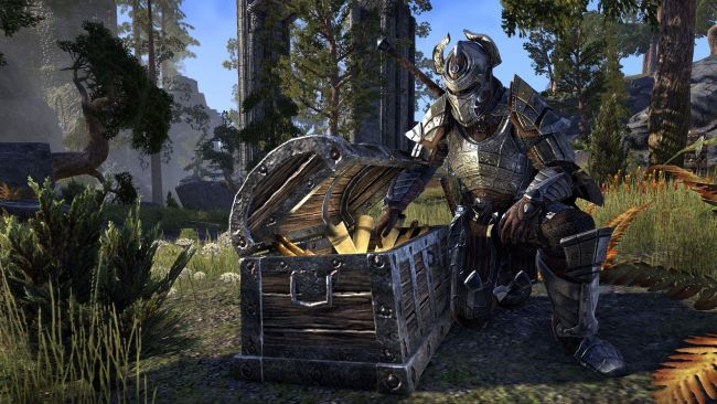 The Elder Scrolls Online's loot-boxes can now be earned without money