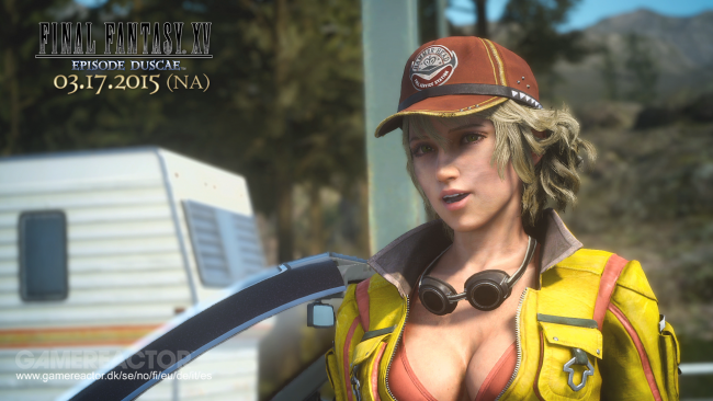 Lots of new Final Fantasy XV information revealed