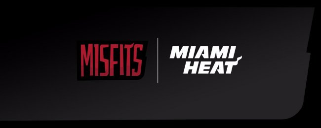 Misfits and Miami Heat are now partners