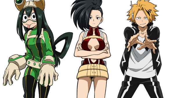 My Hero Academia: One's Justice reveals three new heroes