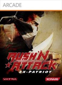 Rush'n Attack Ex-Patriot