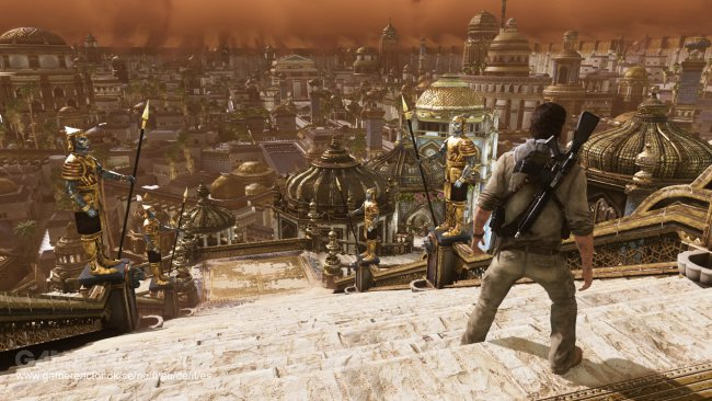 The Uncharted movie no longer has a premiere date