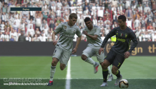 Free-to-play PES 2019 lite edition is out now
