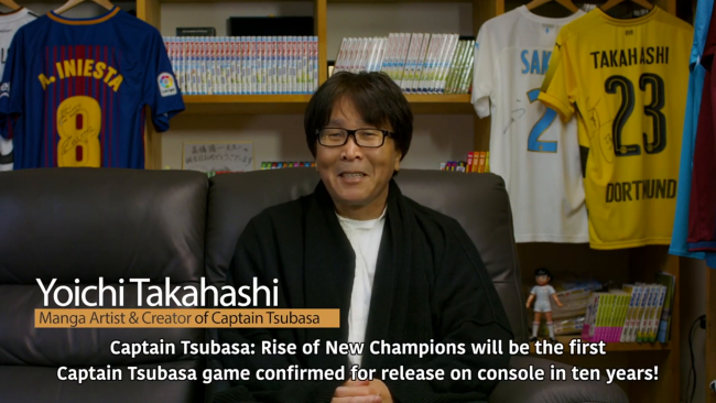 Captain Tsubasa: Rise of New Champions gets new info
